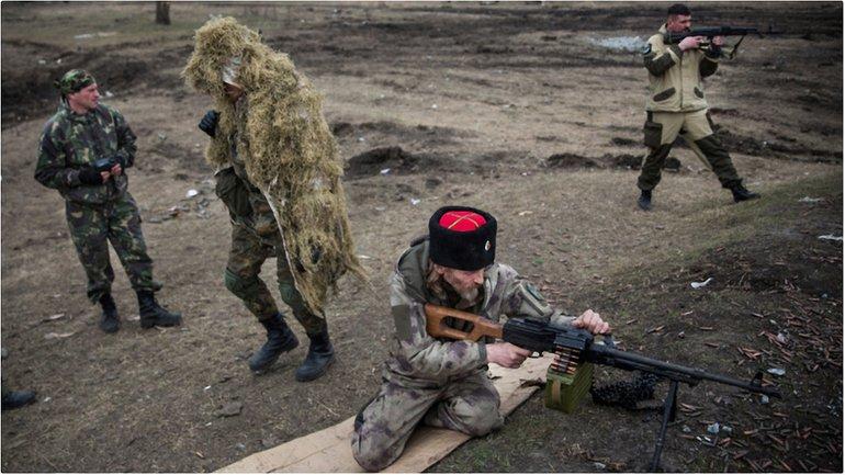 """В """"ДНР"""" проходят массовые задержания из-за убийства Моторолы  - фото 1"""