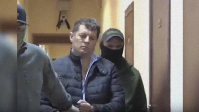 Сущенко уже арестовали на 2 месяца - фото 1
