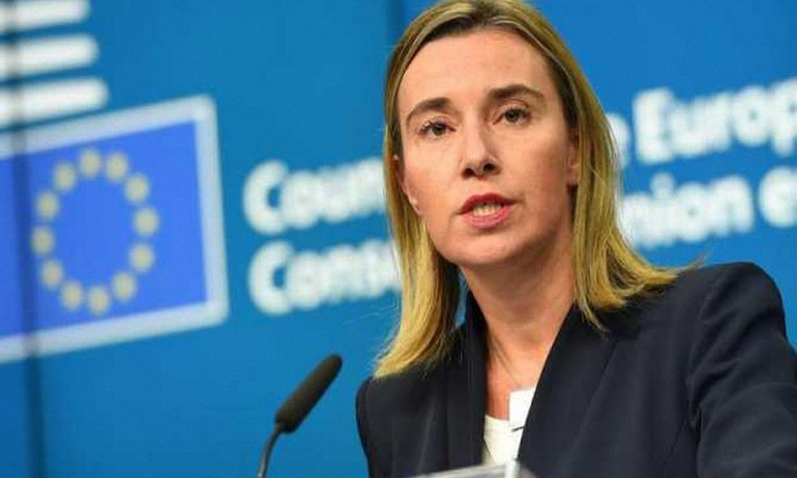 Могерини заявила о поддержке решений пяти стран присоединиться к санкциям - фото 1