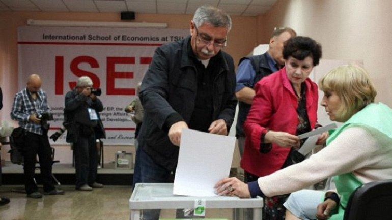 Правящая партия Грузии набрала 48,6% - обработано 99% бюллетеней - фото 1