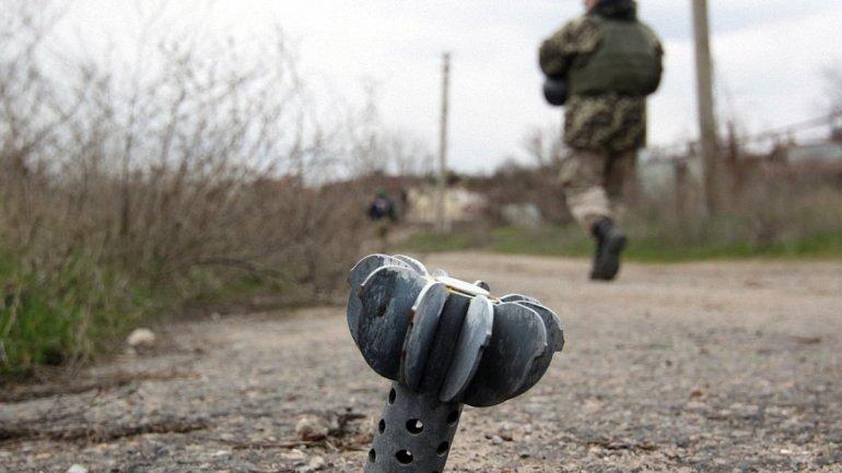 """Стрельба велась из расположенных западнее, подконтрольных """"ДНР"""" сел - фото 1"""