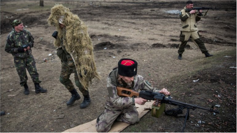 Наемники уже размещены в общежитиях оккупированной Макеевки - фото 1