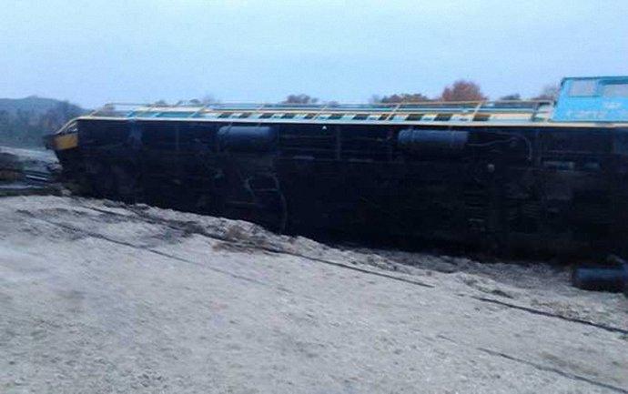 Машинист поезда был нетрезв - фото 1