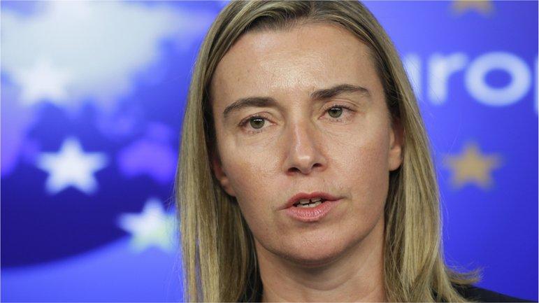 Могерини подчеркнула, что в своих решениях Европа независима от Вашингтона - фото 1