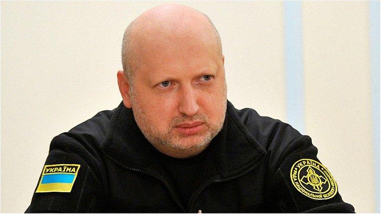 Турчинов стретился с евродепутатами  - фото 1