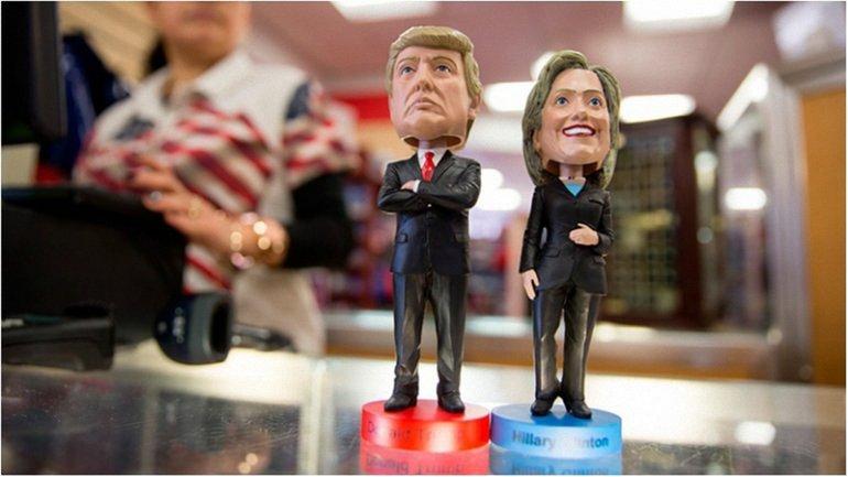"""Штаб Клинтон планирует поддержать инициативу """"Зеленой партии"""" пересчитать голоса избирателей - фото 1"""