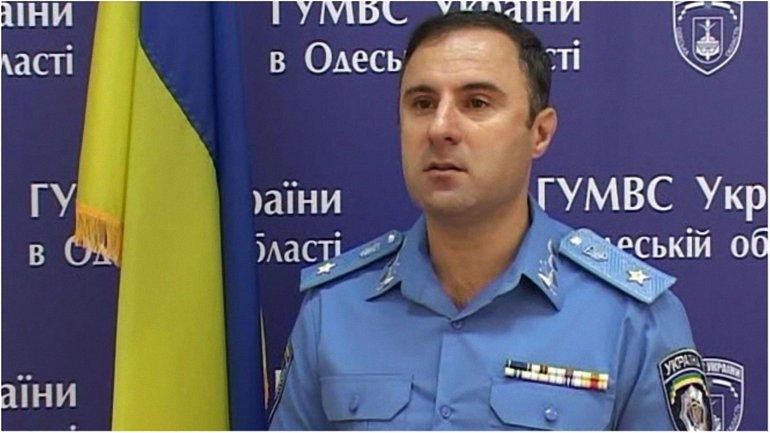 Глава одесской полиции полиции подал в отсавку - фото 1