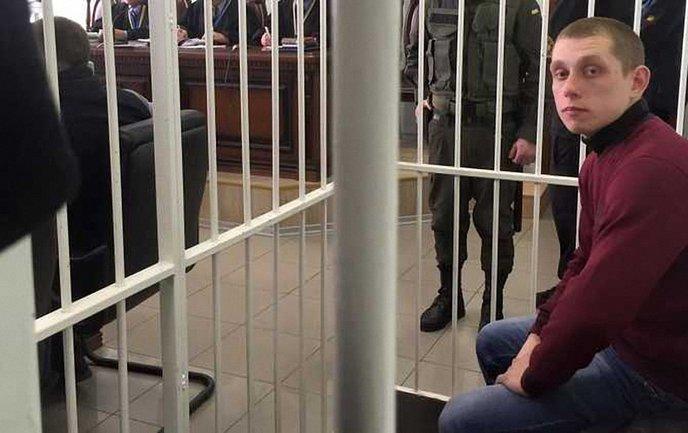 Дело патрульного Олейника вскоре передадут в суд - фото 1