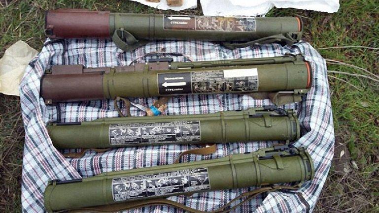 Происхождение и цель хранения оружия выясняется - фото 1