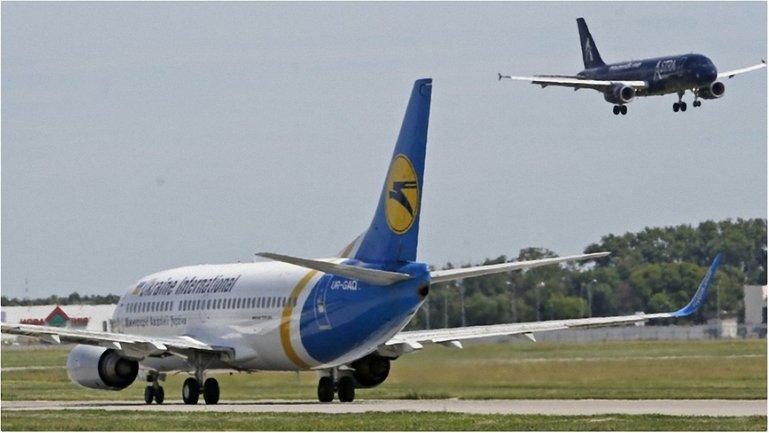 Наибольшие проблемы с вылетом из Киева и Львова - фото 1