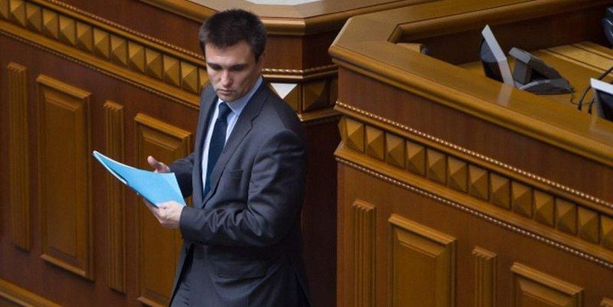 Климкин подчеркнул, что Россия не имеет права призывать крымчан на военную службу - фото 1
