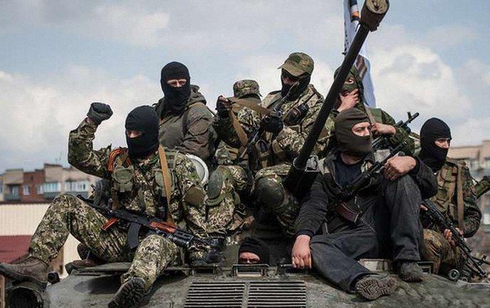 """Боевики продолжают нарушать режим """"тишины"""" - фото 1"""