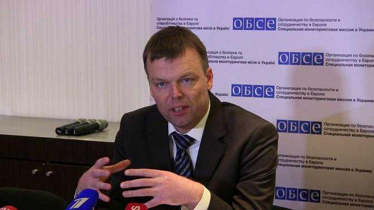 В ОБСЕ прокомментировали возможность отведения войск в Дебальцево - фото 1
