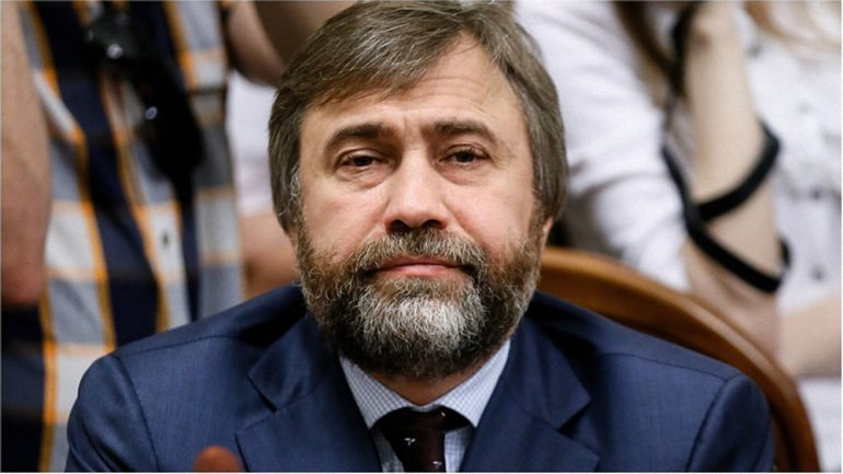 """Новинский обещает быть между часом и двумя в аэропорту """"Жуляны"""" - фото 1"""