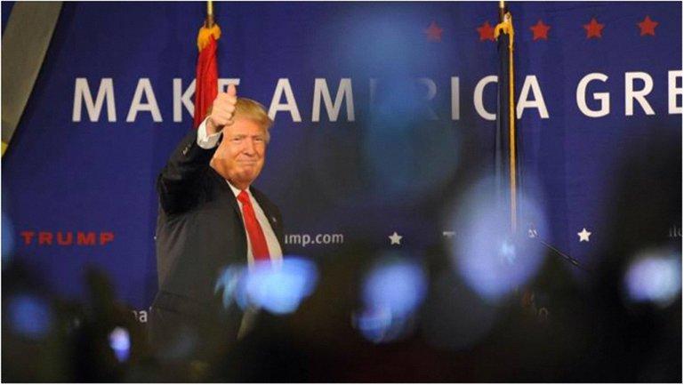 Трамп предпочитает быть президентом - фото 1