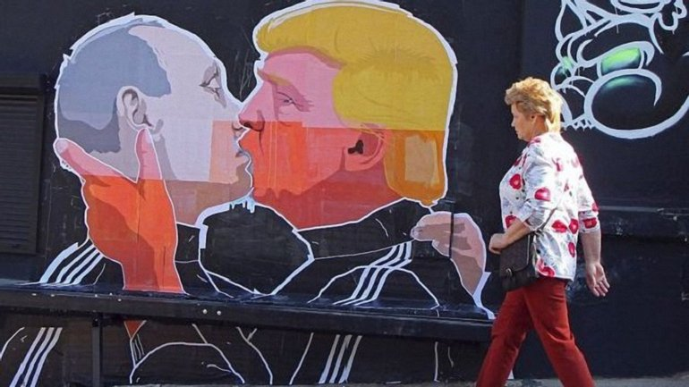 """Трамп обіцяв """"вічну дружбу"""" з Путіним - фото 1"""
