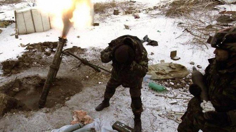 Боевики обстреливали украинцев из минометов и ствольной артиллерии - фото 1