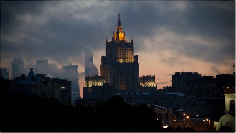 В МИД РФ нашли ответ - фото 1