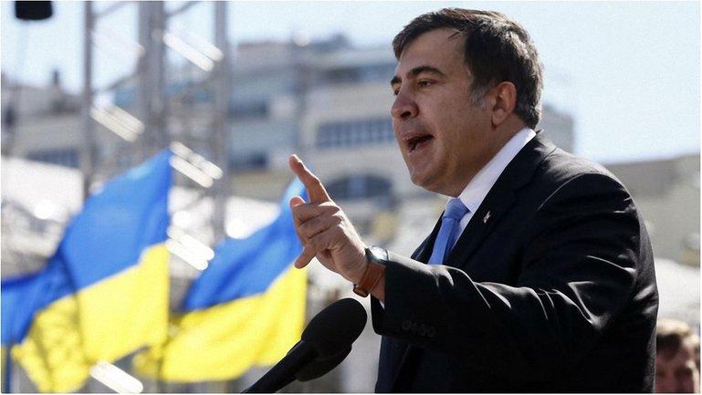 Саакашвили добивается досрочных парламентских выборов - фото 1