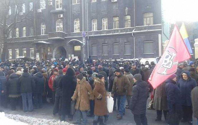 В ОБСЕ утверждают, что участникам акции протеста платили по 10 долларов - фото 1