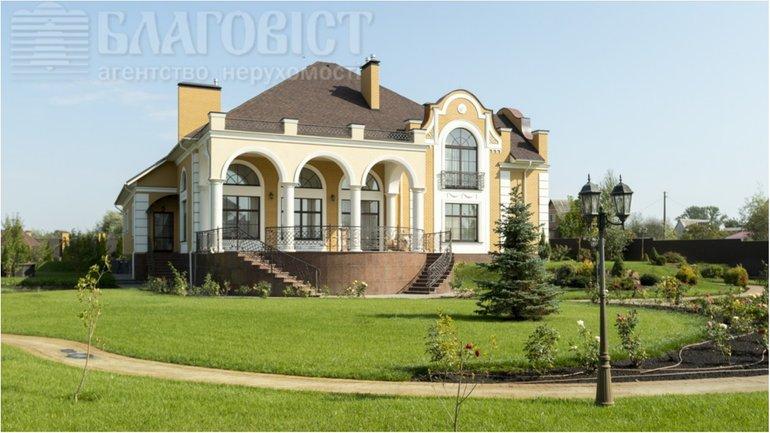 Митрополит Павел продает особняк под Киевом  - фото 1