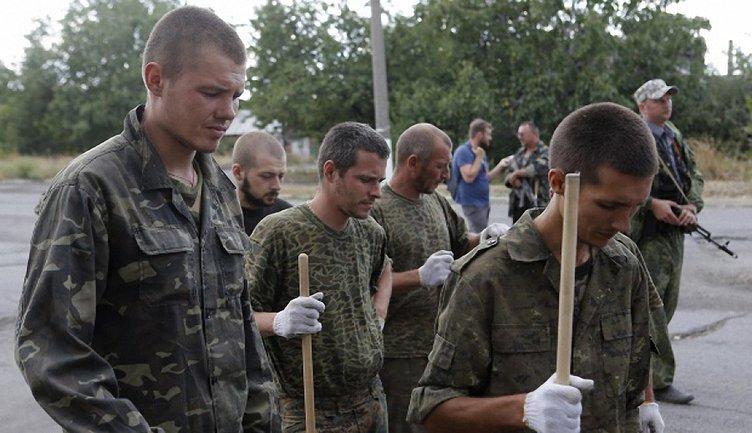 Боевики в очередной раз говорят о готовности к обмену всех пленных - фото 1