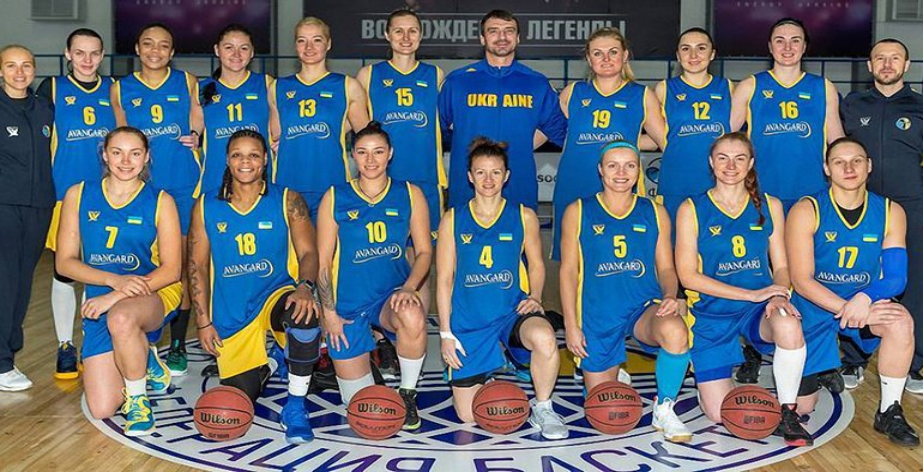 Украинки победили баскетболисток из Германии - фото 1