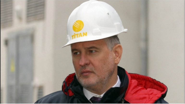 ЦРУ. Титановый олигарх Дмитрий Фирташ - фото 1