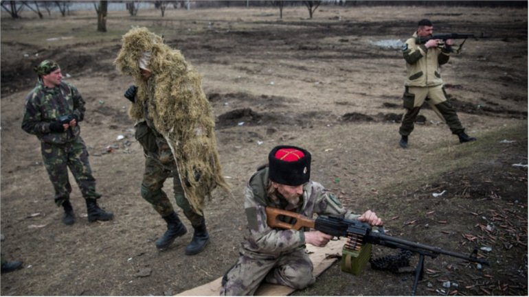 Российско-оккупационные войска провоцировали бойцов ВСУ на открытие ответного огня - фото 1