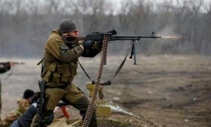 Боевики продолжают  - фото 1