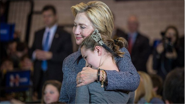 Клинтон признала поражение - фото 1