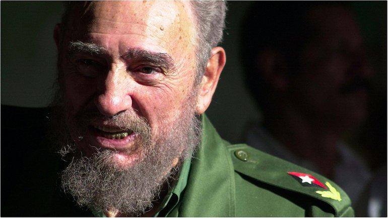 Не стало Кастро - фото 1