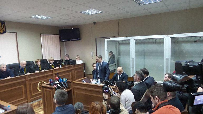 Янукович з'явився, «беркутівці» - ні - фото 1
