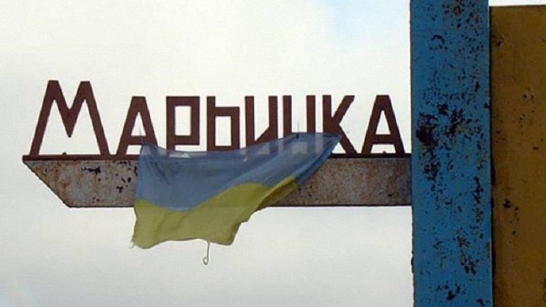 Боевики снова обстреляли КП из стрелкового оружия, провоцируя на ответный огонь - фото 1