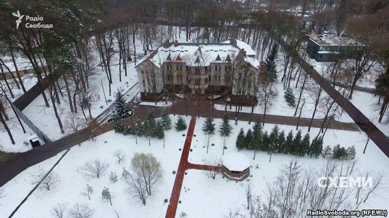 Арсен Аваков арендует часть дома в комплексе, принадлежащем МВД - фото 1