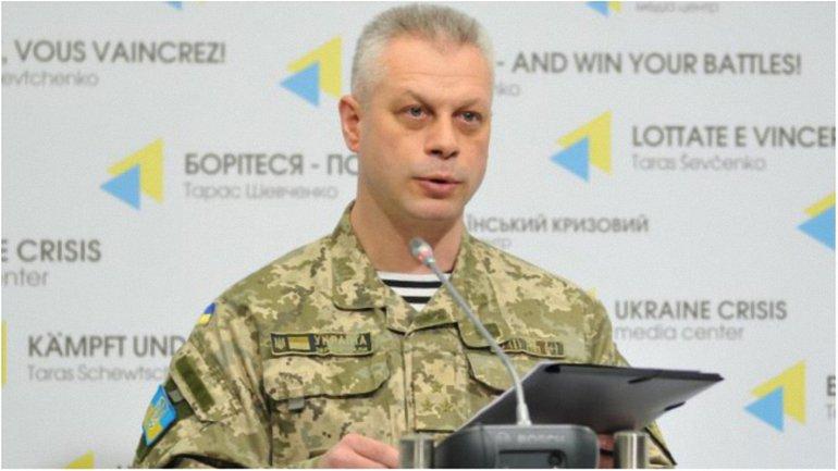 Погибших среди украинских военных нет - фото 1