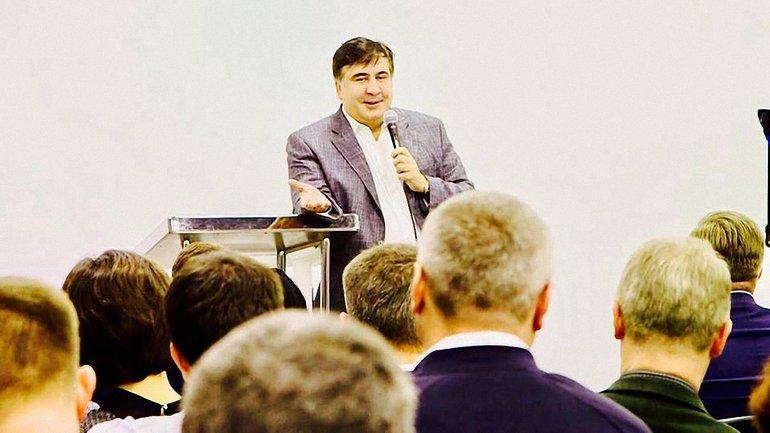 Саакашвили заявляет о провокациях - фото 1