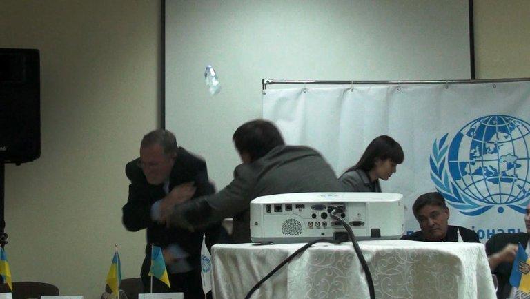 Патриоты сорвали проведение пророссийского мероприятия - фото 1