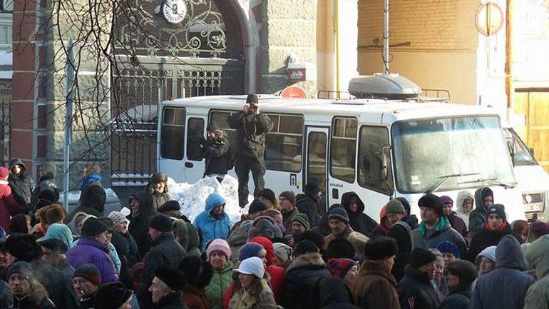 Протест отменили - фото 1