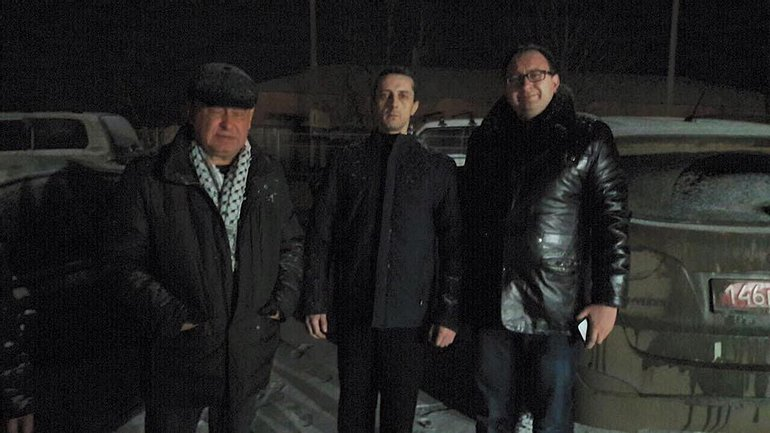 Домой вернулся четвёртый заложник Кремля  - фото 1