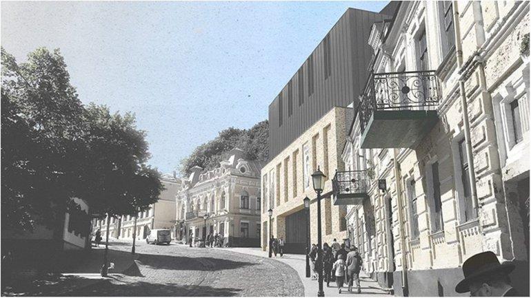 Так театр будет выглядеть после реконструкции - фото 1