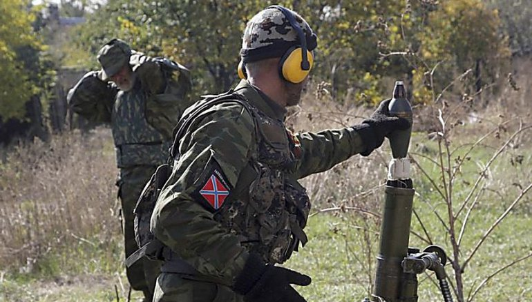 Боевики ранили украинского защитника - фото 1