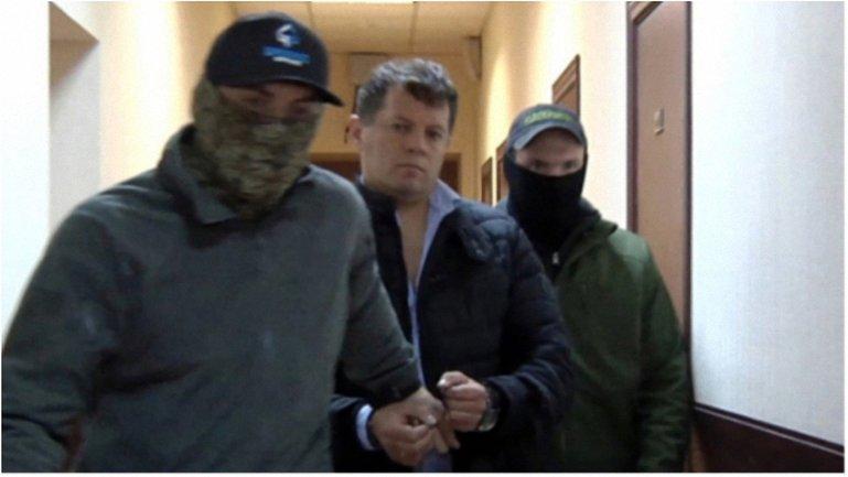 Сущенко обвиняют в шптонаже - фото 1