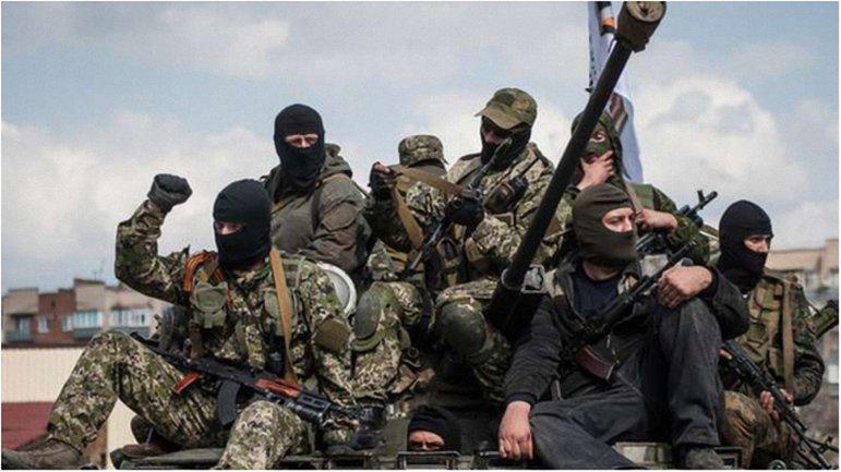 """Боевики готовятся закрыть """"Гуманитарный штаб"""" Ахметова  - фото 1"""