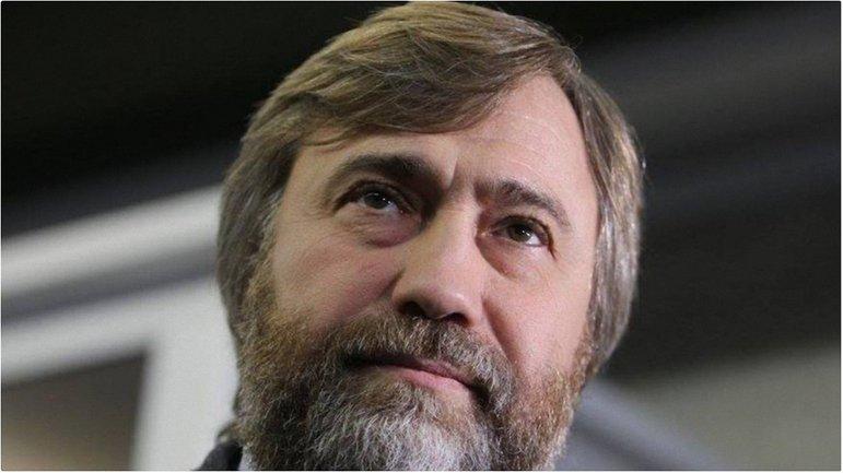 Однако генпрокурор уверен, что Новинский не сбежит из Украины - фото 1