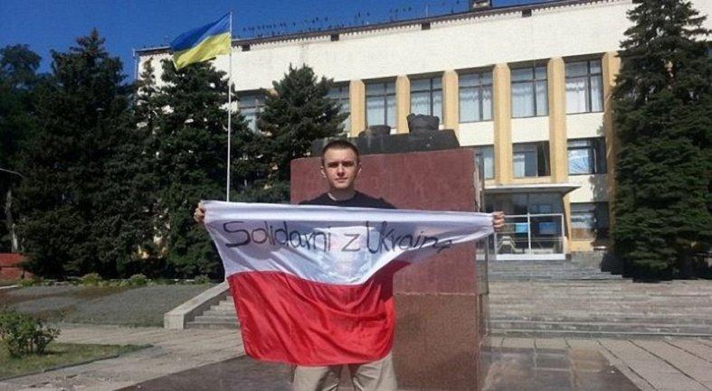 Россияне Напали на польского журналиста после комментария об украинцах на российском телеканале ТВЦ - фото 1