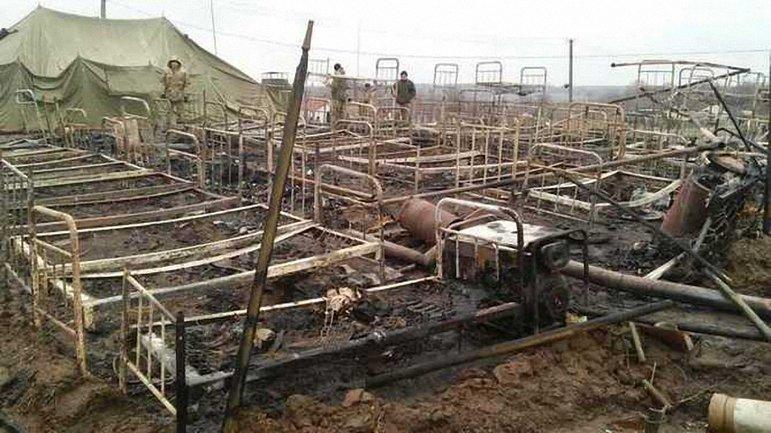 В прокуратуре открыли уголовное дело по факту пожара на полигоне в Житомирской области - фото 1
