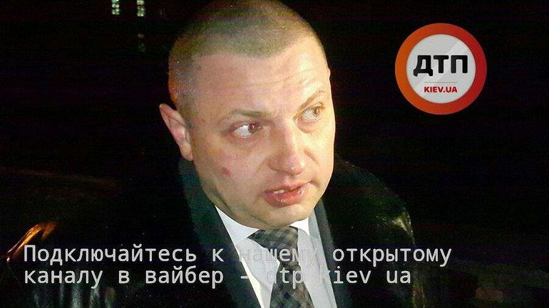 Виновником ДТП стал сотрудник прокуратуры - фото 1