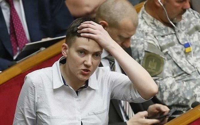 Надежду Савченко единогласно исключили из комитета Рады - фото 1