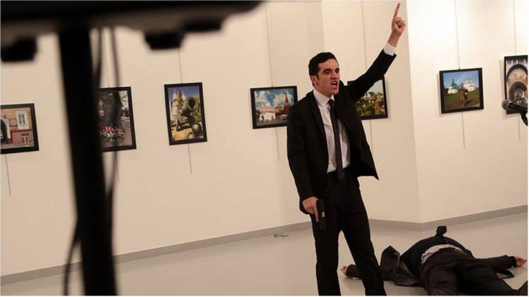Что сподвигло Мевлюта Мерта Алтынташа совершить убийство дипломата - фото 1